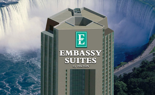 Embassy Suites by Hilton Niagara Falls - Fallsview Hotel, Canada - All-Inclusive Package