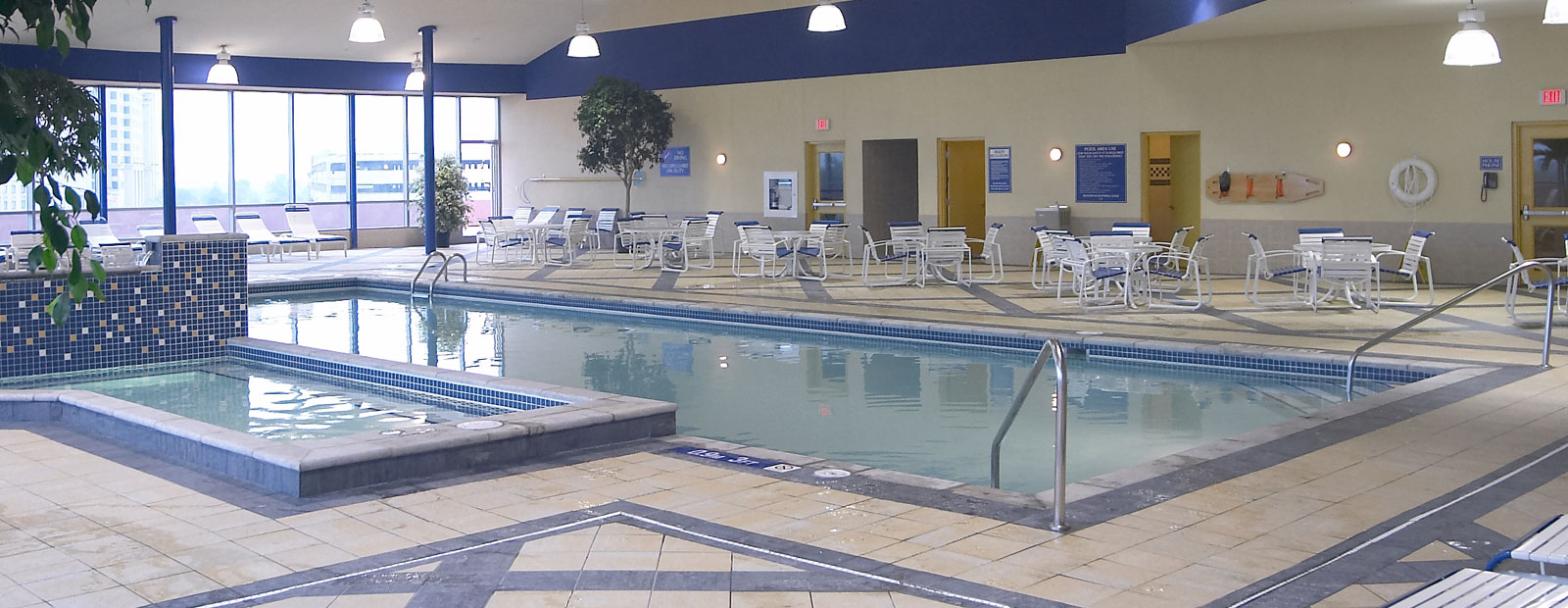 Amenities Embassy Suites By Hilton Niagara Falls Canada