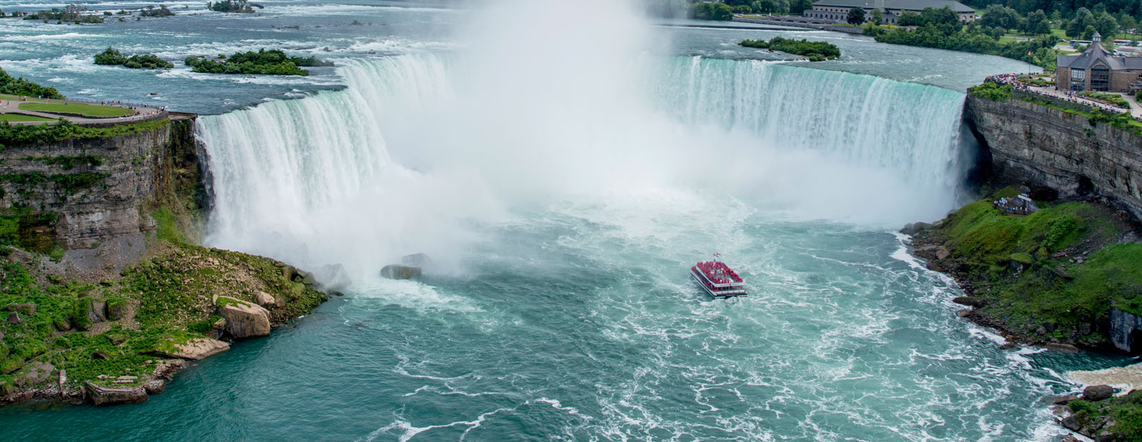 Ultimate Niagara Falls Experience Tour Package