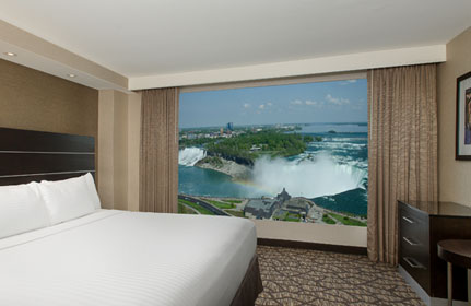 Fallsview Suites - Embassy Suites by Hilton Niagara Falls - Fallsview Hotel, Canada