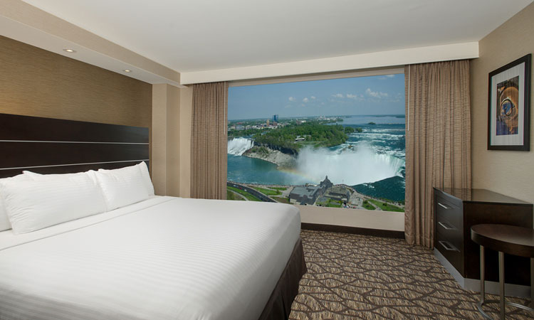 Hotel Suites Embassy Suites By Hilton Niagara Falls Canada