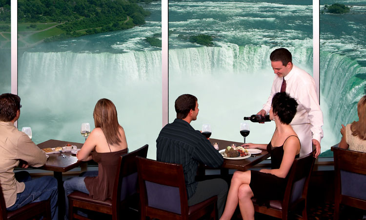 Emby Suites By Hilton Niagara Falls Fallsview Hotel Canada Dining Package
