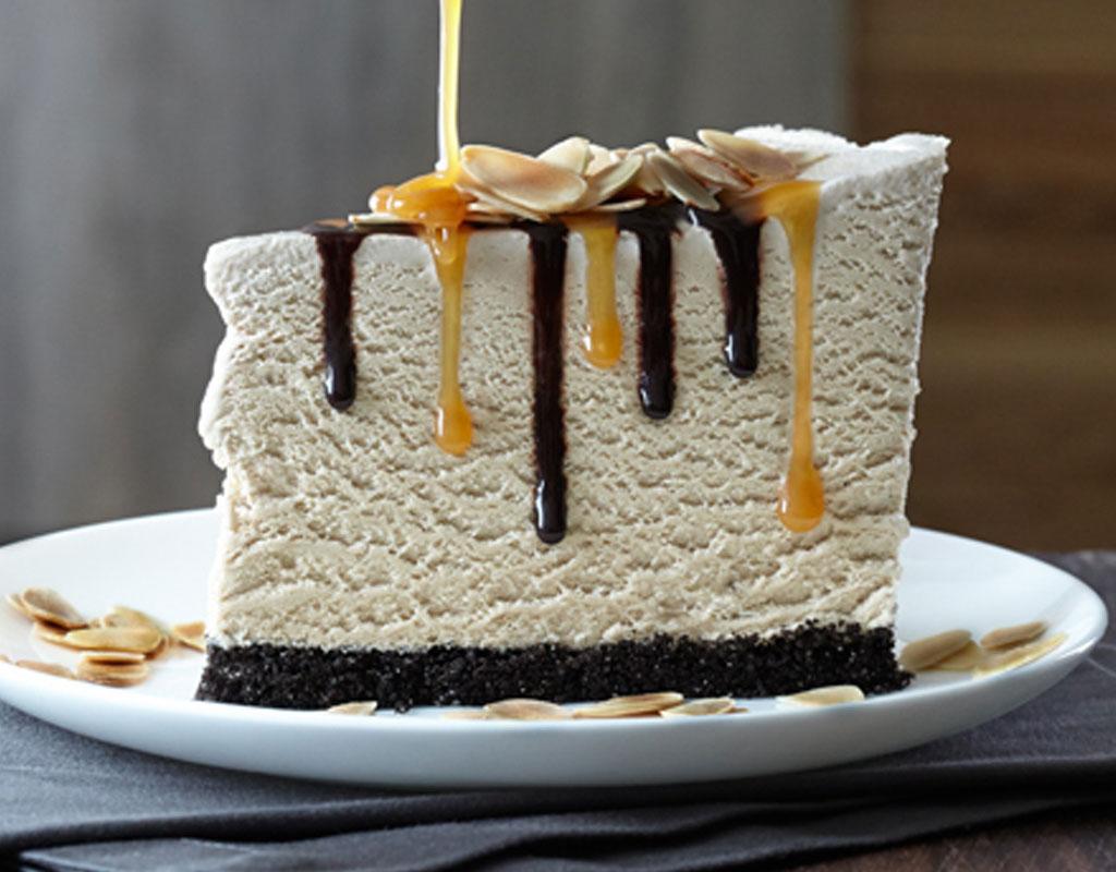The Keg Dessert Menu