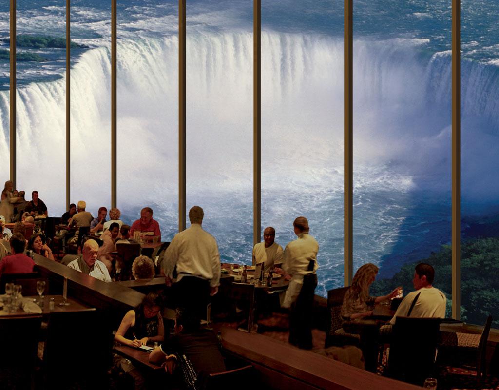 Niagara Falls Restaurants Embassy Suites By Hilton