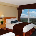 2 Queen Cityview 2-Room Suite includes Breakfast and Complimentary Evening Reception including two alcoholic drinks
