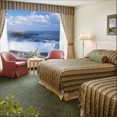 2 Queen Premium Fallsview 2-Room Suite with Dinner, includes Breakfast and Free Drinks at the Manager's Reception