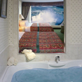 2 Queen Superior Whirlpool 2-Room Suite includes Breakfast and Free Drinks at the Manager's Reception