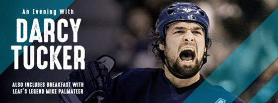 Embassy Suites by Hilton Niagara Falls - Fallsview Hotel, Canada - An Evening with Darcy Tucker Package