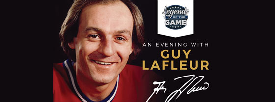 Embassy Suites by Hilton Niagara Falls - Fallsview Hotel, Canada - An Evening With Guy Lafleur - VIP Experience Package