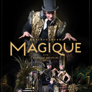 Magique with Kevin & Caruso Ft. Madame Houdini - Embassy Suites by Hilton Niagara Falls - Fallsview Hotel, Canada
