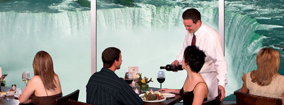 Embassy Suites by Hilton Niagara Falls - Fallsview Hotel, Canada - Fallsview Dining Package