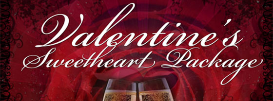 Embassy Suites by Hilton Niagara Falls - Fallsview Hotel, Canada - Valentine's Sweetheart Package