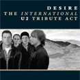 U2 Tribute: Desire Live Theatre Package