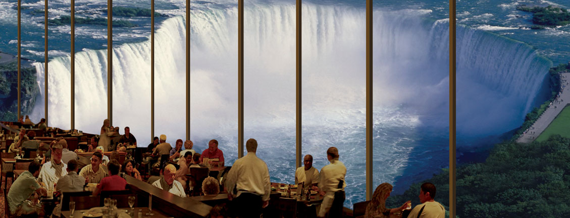 Fallsview Rainbow Room Menu Prices