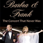 Barbra & Frank Live Theatre Package