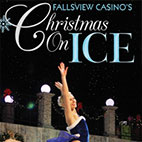 Niagara Falls Casino Package - Christmas on Ice - Embassy Suites Niagara Falls Hotel