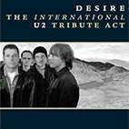 DESIRE: The International U2 Tribute Act Live Theatre Package