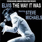Elvis: The Way It Was Live Theatre Package