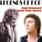 Legends of Pop Live Theatre Package