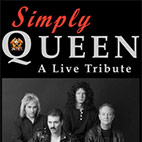 Simply Queen: A Live Tribute Live Theatre Package
