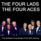 Niagara Falls Live Theatre Package - The Four Lads & The Four Aces - Embassy Suites by Hilton Niagara Falls Fallsview